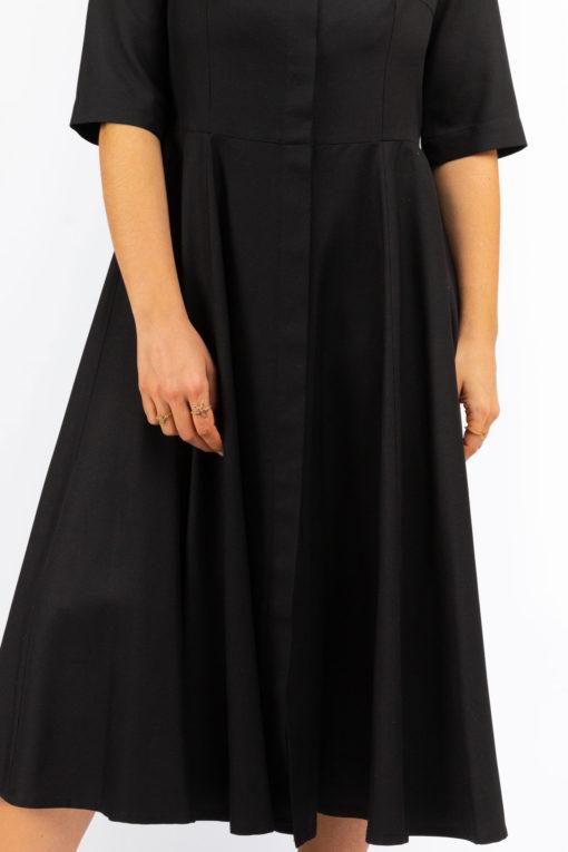 detail longueur robe ethique yvette