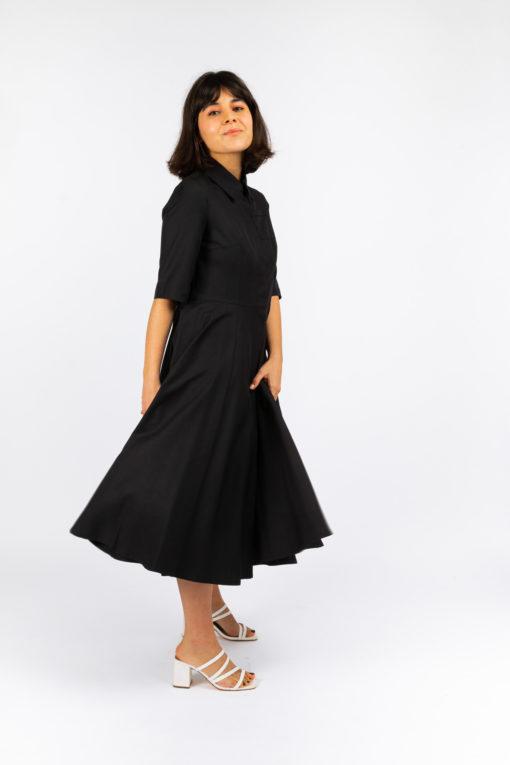 robe-chemise iconic so yvette eco-responsable